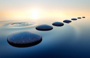 Gott schläft in den Steinen,